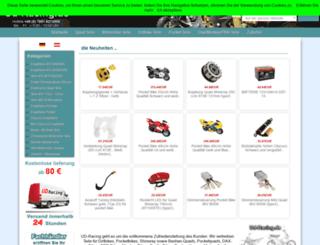 ud-racing.de screenshot