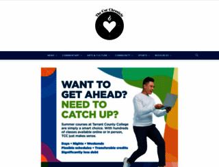 udallasnews.com screenshot