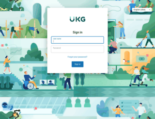 udr.ultipro.com screenshot