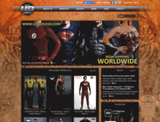 udreplicas.com screenshot