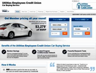 uecu.truecar.com screenshot