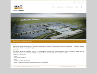 uembuilders.com screenshot