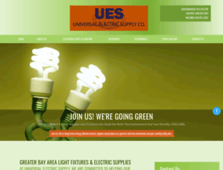 uescompany.com screenshot