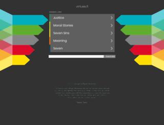 ufn.virtues.fi screenshot
