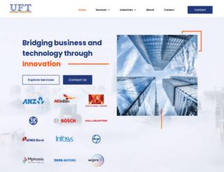 uftech.com screenshot