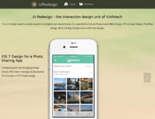 uiredesign.com screenshot