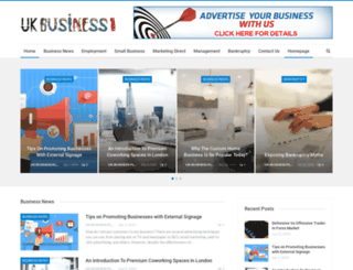 uk-business-plans.co.uk screenshot