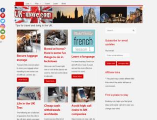uk-move.com screenshot