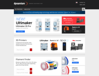 uk.dynamism.com screenshot