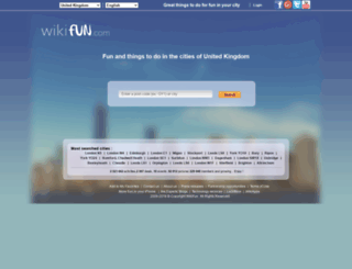 uk.wikifun.com screenshot