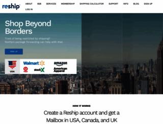 ukaddress.com screenshot