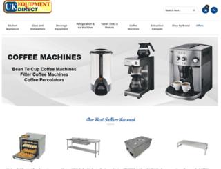 ukequipmentdirect.co.uk screenshot