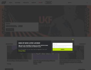 ukflive.com screenshot