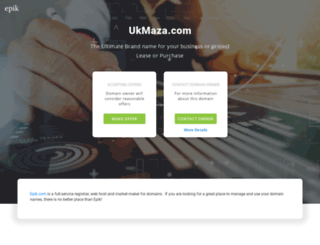 ukmaza.com screenshot