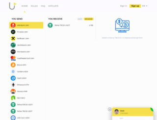 ukr-obmen.com screenshot