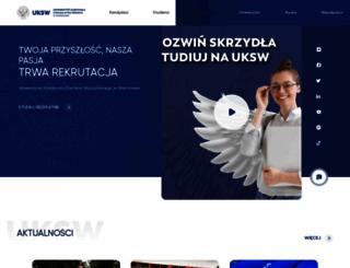 uksw.edu.pl screenshot