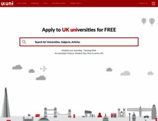 ukuni.net screenshot
