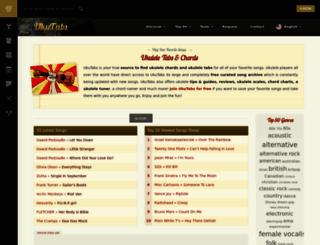 ukutabs.net screenshot