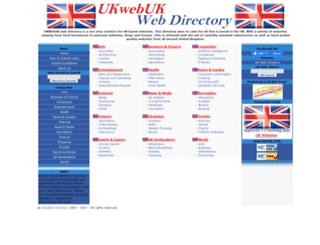 ukwebuk.co.uk screenshot