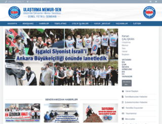 ulastirmamemursen.org.tr screenshot