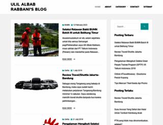 ulil.org screenshot