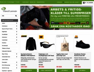 ullaredlantman.se screenshot