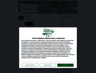 ulloi129.hu screenshot