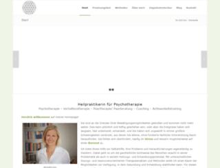 ulm-psychotherapie.com screenshot