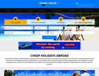 ulookubook.com screenshot