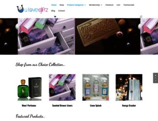 ulovegiftz.com screenshot