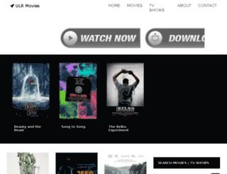 ulrmovies.com screenshot
