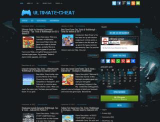 ultimate-cheat.com screenshot