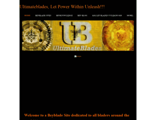 ultimateblades.weebly.com screenshot