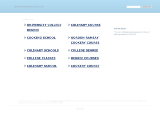 ultimatecookerycourse.com screenshot
