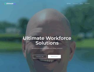 ultiworksolutions.com screenshot