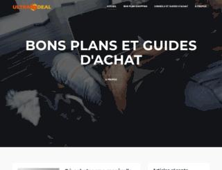 ultra-deal.fr screenshot