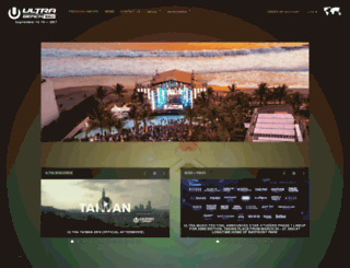 ultrabali.com screenshot