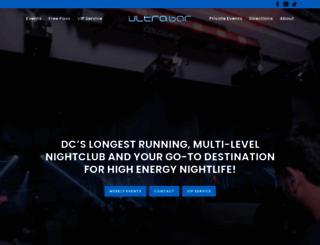 ultrabardc.com screenshot