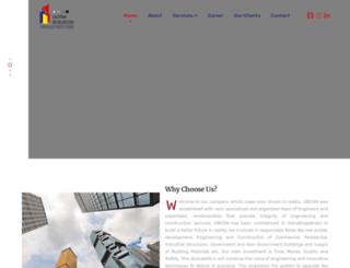 ultrabuildcon.com screenshot