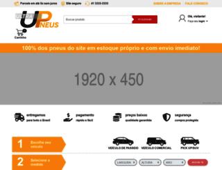 ultrapneus.com.br screenshot