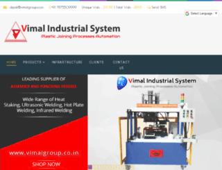ultrasonicplasticweldingmachines.com screenshot