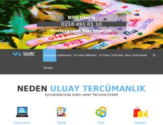 uluaytercumanlik.com screenshot