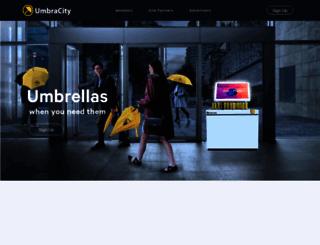 umbracity.com screenshot