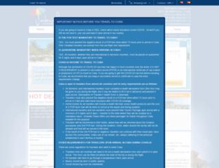 umbrellatravel.com screenshot