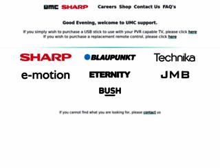 umc-uk.co.uk screenshot