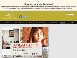 umgtoolbox.com screenshot
