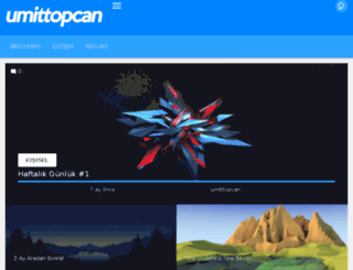 umittopcan.com screenshot