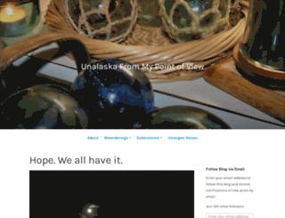 unalaska.wordpress.com screenshot