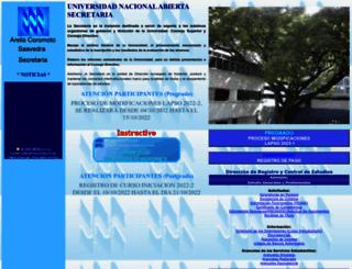 unasec.com screenshot
