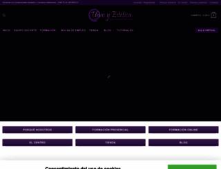 unasyestetica.com screenshot